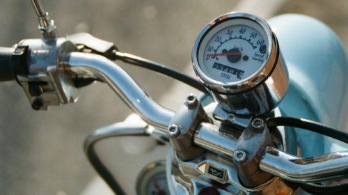 Motocykl skuter